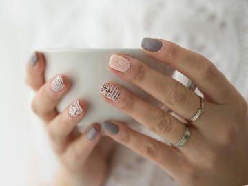 Finger kleinen bedeutung am rechten ring Sulcus