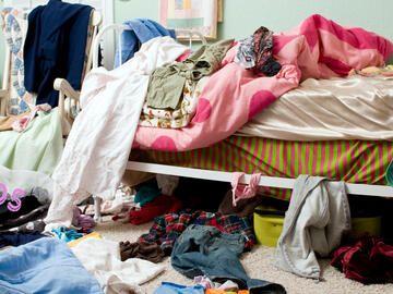 Zimmer aufräumen: So gehts in 10 Minuten