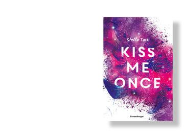 kiss-me-once-buchcover