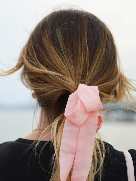 Einfache Frisuren 16 Schnelle Looks Mit Haargummi