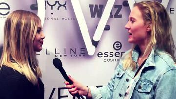 Interview mit Dfashion auf der GLOW Quer