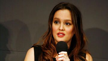 Leighton Meester im Interview Quer