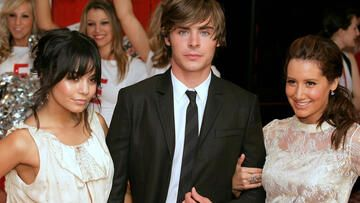 High School Musical Star Gefängnis quer